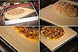 ROCKSHEAT Pizza Stone Baking & Grilling