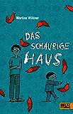 Das schaurige Haus: Roman. Mit Vignetten von Anke Kuhl (German Edition)