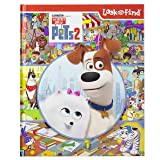 The Secret Life of Pets 2 Look and Find Activity