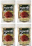 Shubhashree Plain Peanut/Groundnut Chutney 100 g (Pack of 4) ***SPL SHOLAPURI***