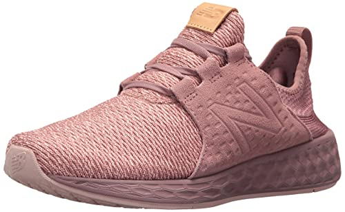 New Balance Fresh Foam Cruz Sport Pack Reflective amazon-shoes rosa Sportivo