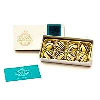 The London Chocolate Company Gin and Tonic Truffles Gift Box, 110g