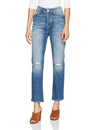 Womens Leonie Straight Jeans Mavi 0r3DiCflTS