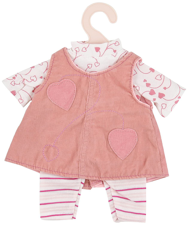 "grandes ahorros Madame Alexander Heart Jumper Outfit for 12"" 12"" 12"" and 14"" Dolls  mejor marca"