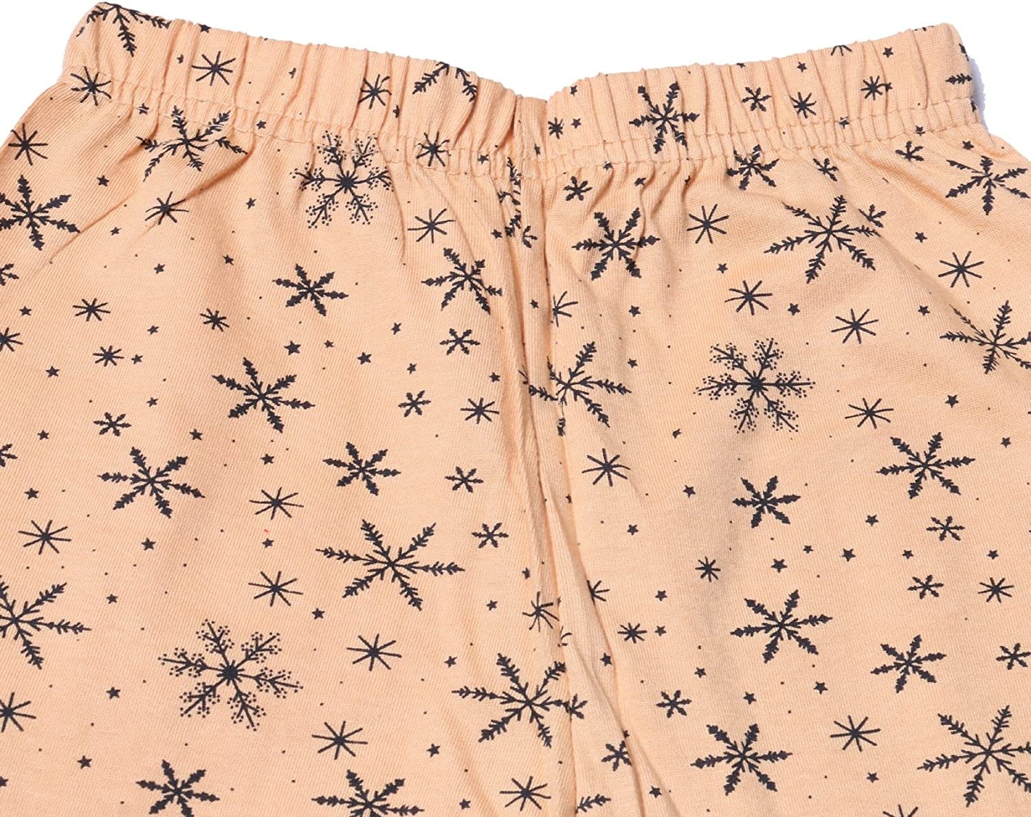 Pack of 5 Indistar Girls Super Soft and Stylish Cotton Printed Legging Pants