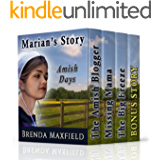 Amish Days: Marian's Story: A Hollybrook Amish Romance Boxed Set