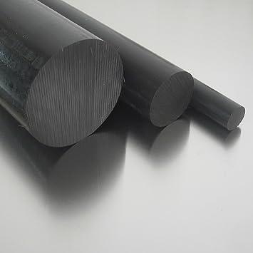 Polyamid PA6 Rundstab natur /Ø 100mm L: 500mm Kunststoffstab Zuschnitt 50cm
