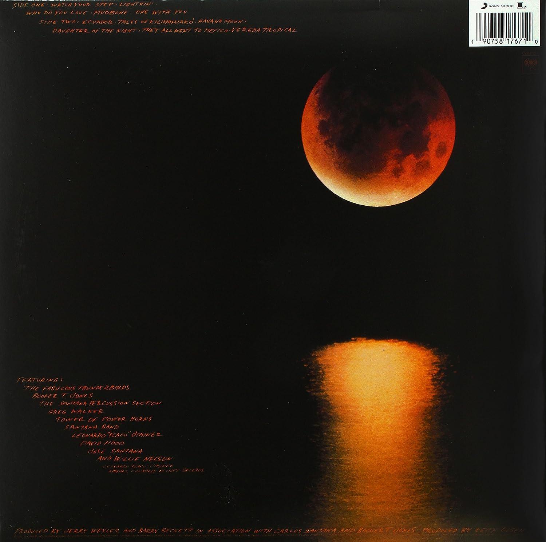 Havana Moon : Carlos Santana, Carlos Santana: Amazon.es: Música