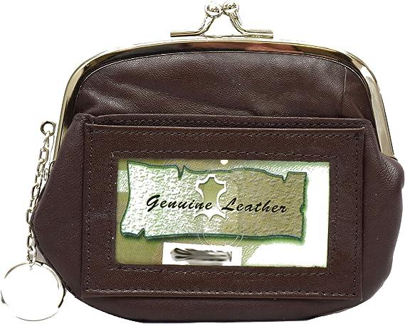 wallet coin purse penguin kiss lock purse metal frame purse