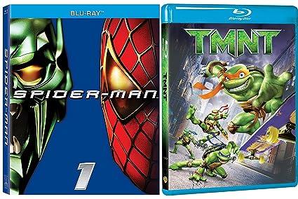 Amazon.com: Teenage Mutant Ninja Turtles: TMNT Blu Ray ...