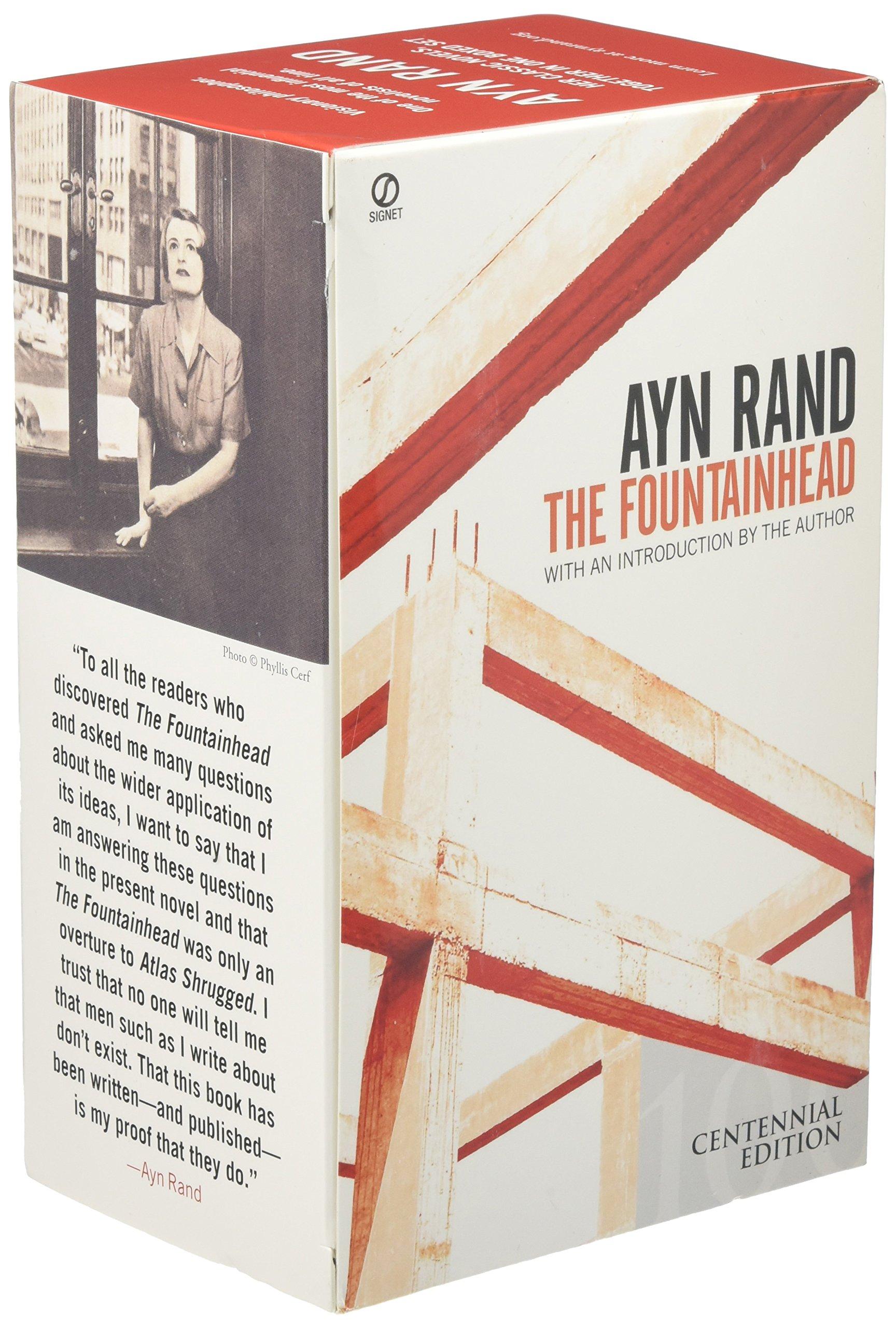 ayn rand fountainhead pdf free download