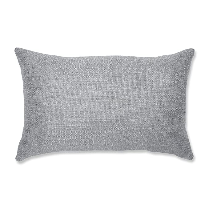 Amazon.com: Almohada ideal Sonoma plata rectangular, para el ...