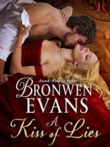 A Kiss of Lies: A Disgraced Lords Novel (The Disgraced Lords Book 1)