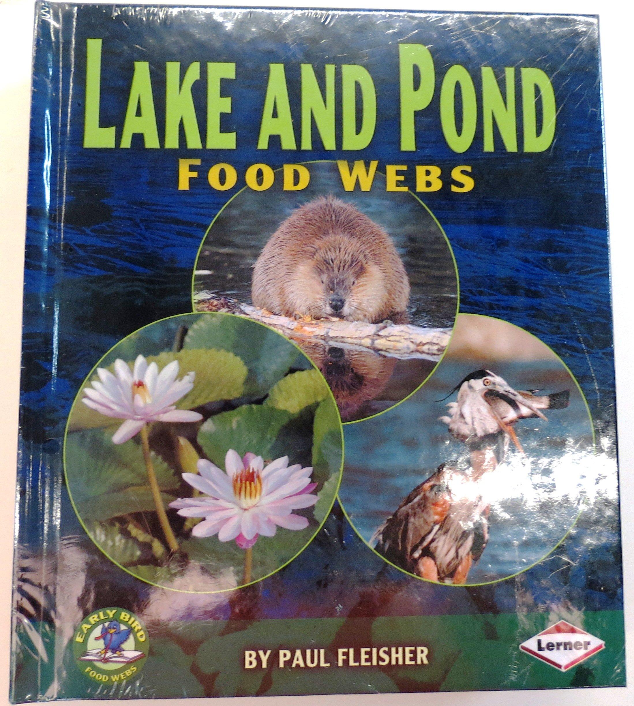 Food Webs Book Set, (56545)