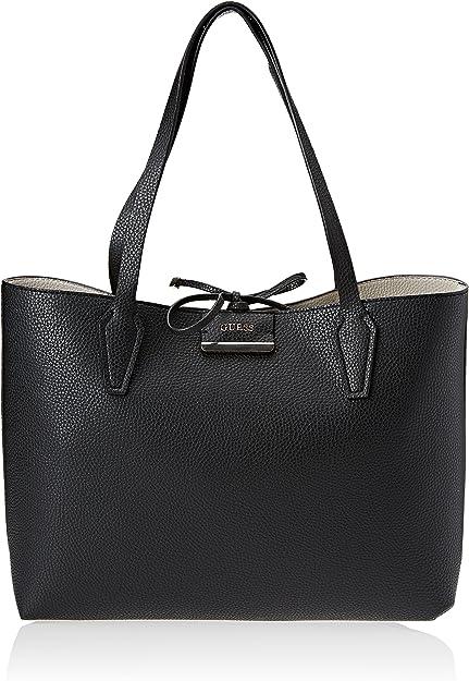Wendetasche Guess schwarz kombiniert | Taschen damen
