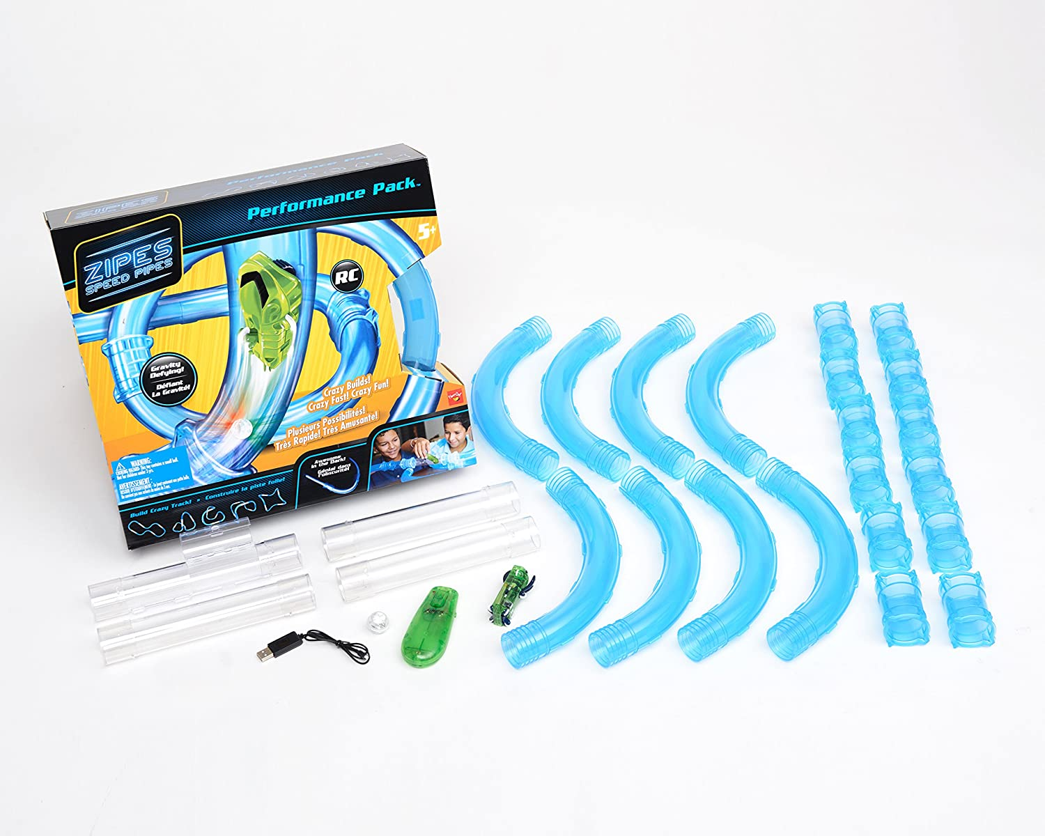 Zipes Speed Pipes - Performance Pack