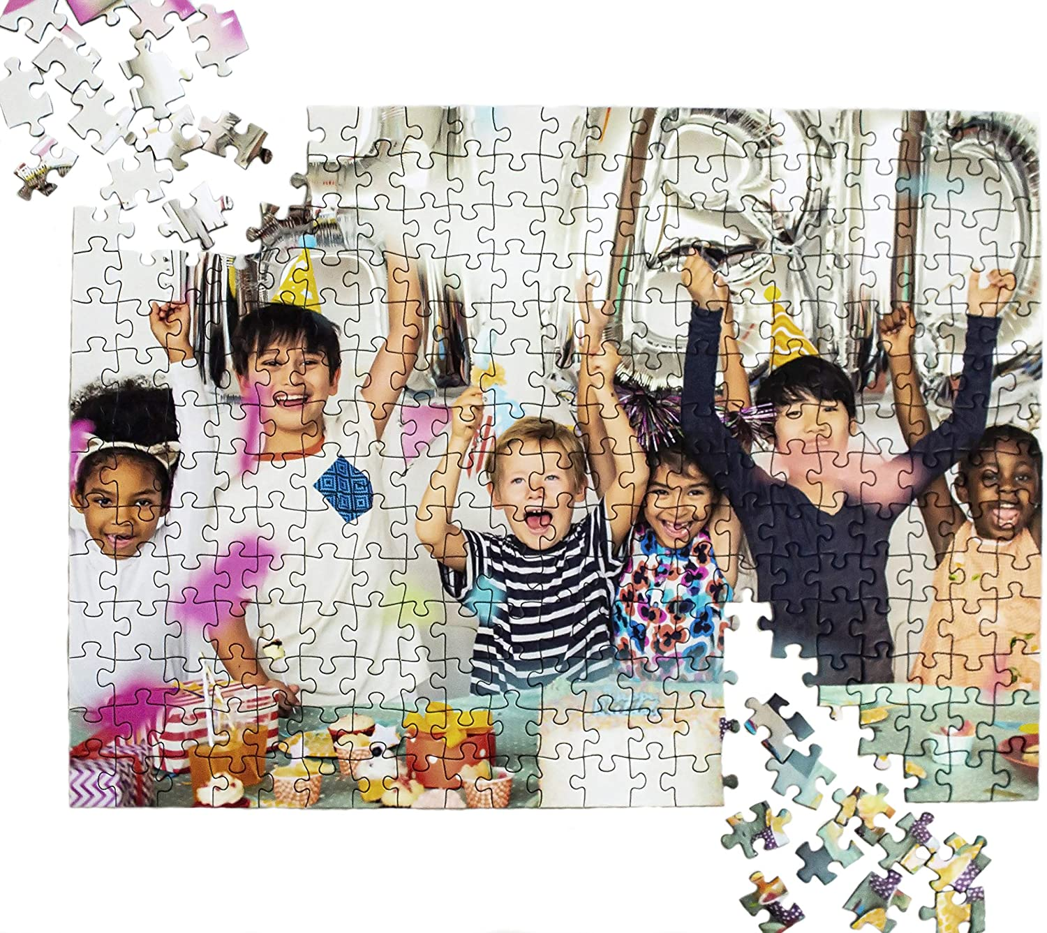 ZDZHWX Among US Personalized 300 Piece Puzzles for Adults Kids,Puzzle Game for Family Game Toy Gifts