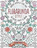 Florabunda Style: Super Simple Line Art to
