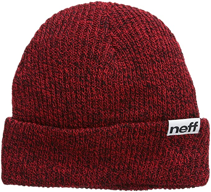 Amazon.com  NEFF Fold Heather Beanie ee91f711b5a