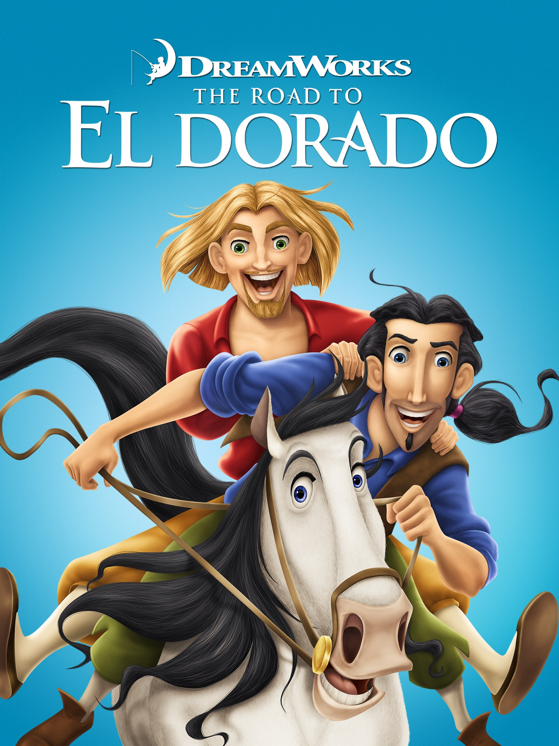 Amazon.com: Road to El Dorado:...