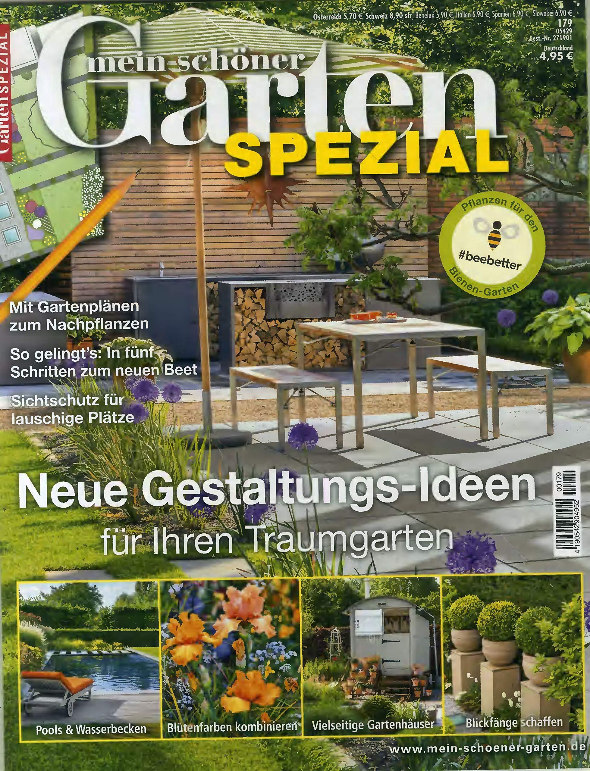 Mein Schoner Garten Spezial 179 2019 Neue Gestaltungs Ideen