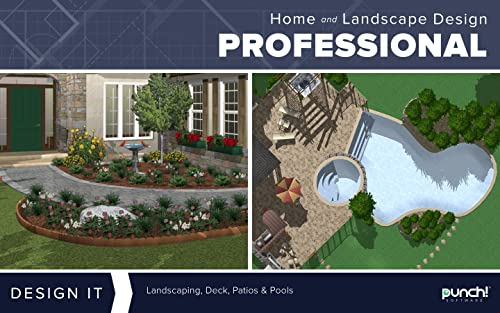 Punch Home Landscape Design Professional V20 Download