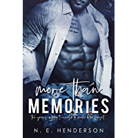 More Than Memories (A More Than Standalone Book 2) (English Edition)