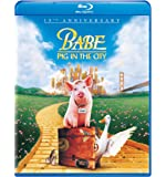 Babe: Pig in the City - 15th Anniversary [Blu-ray]