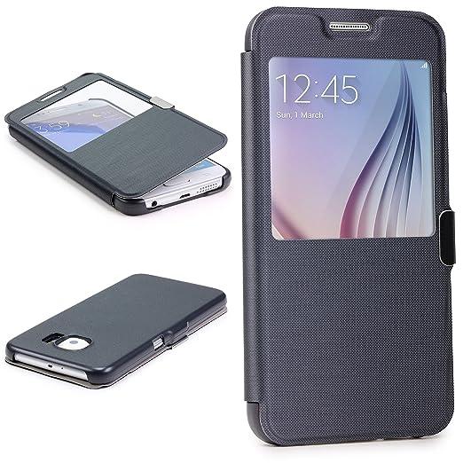 7 opinioni per URCOVER Custodia Portafoglio Samsung Galaxy S7 Edge   Flip Cover Rigida con