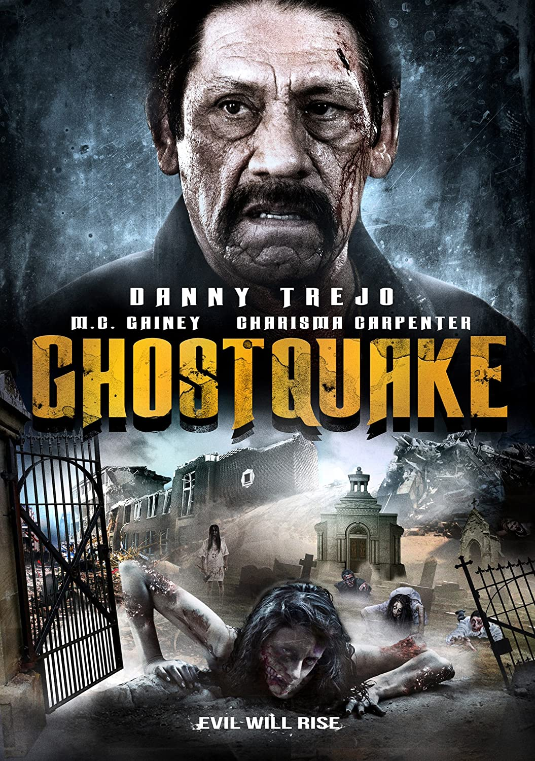 Amazon.com: Ghostquake: Danny Trejo, M.C. Gainey, Charisma Carpenter,  Lauren Whitney Pennington, Jonathan Baron, Marc Donato, Shawn C. Phillips,  ...