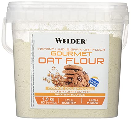 JOE WEIDER VICTORY OAT GOURMET FLOUR BAG 1 kg (Cookie dough)
