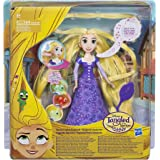 Disney Princess C1752EW00 Tangled The Series Musical Lights Rapunzel Figura