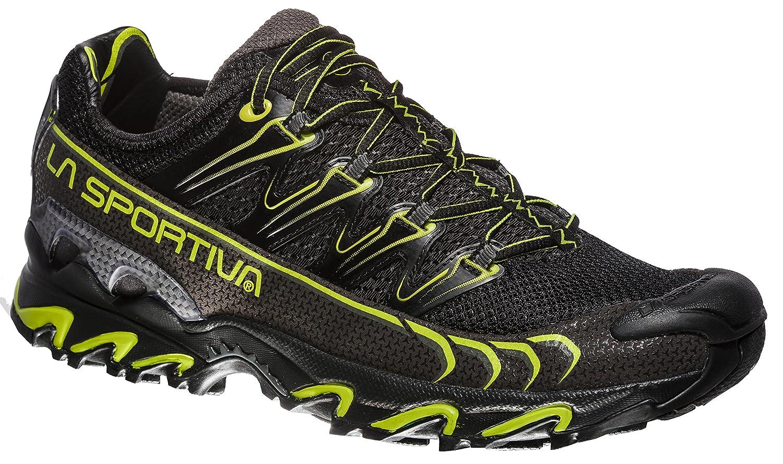 La Sportiva Ultra Raptor, Zapatillas de Trail Running para Hombre 39,5|negro