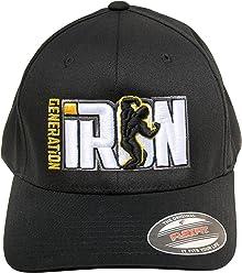 4fa25c10105 ... Hard Livin (HRD-LVN)-913  Small. Monsta Clothing Co. Men s  Generation-Iron-(HAT-GEN-BK)
