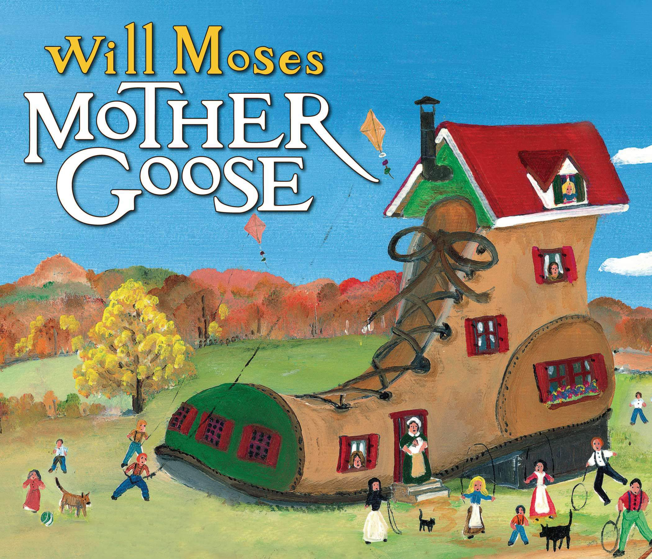 Will Moses' Mother Goose pdf