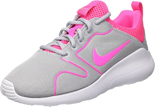 Nike Damen Tanjun Laufschuhe, Grau (WolfgrauWeiß), 38.5 EU
