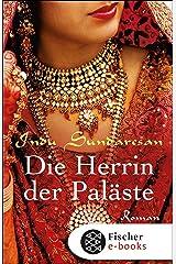 Die Herrin der Paläste: Roman (Die Königinnen Indiens 4) (German Edition) Kindle Edition