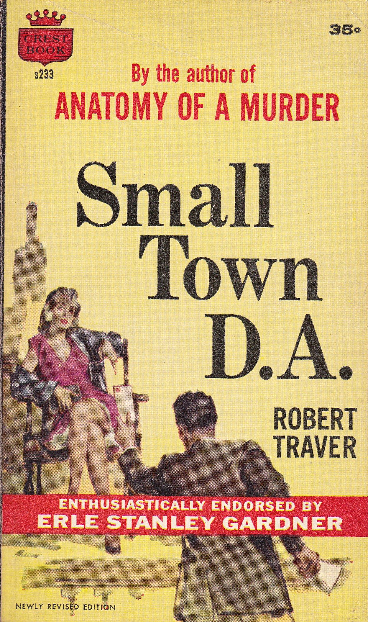 Small Town D.A.: Robert Traver: Amazon.com: Books