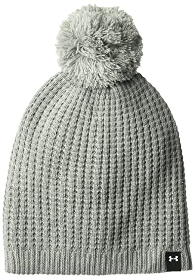 867a3be011002 Under Armour Womens Under Armor Women s Favorite Waffle Pom Beanie ...