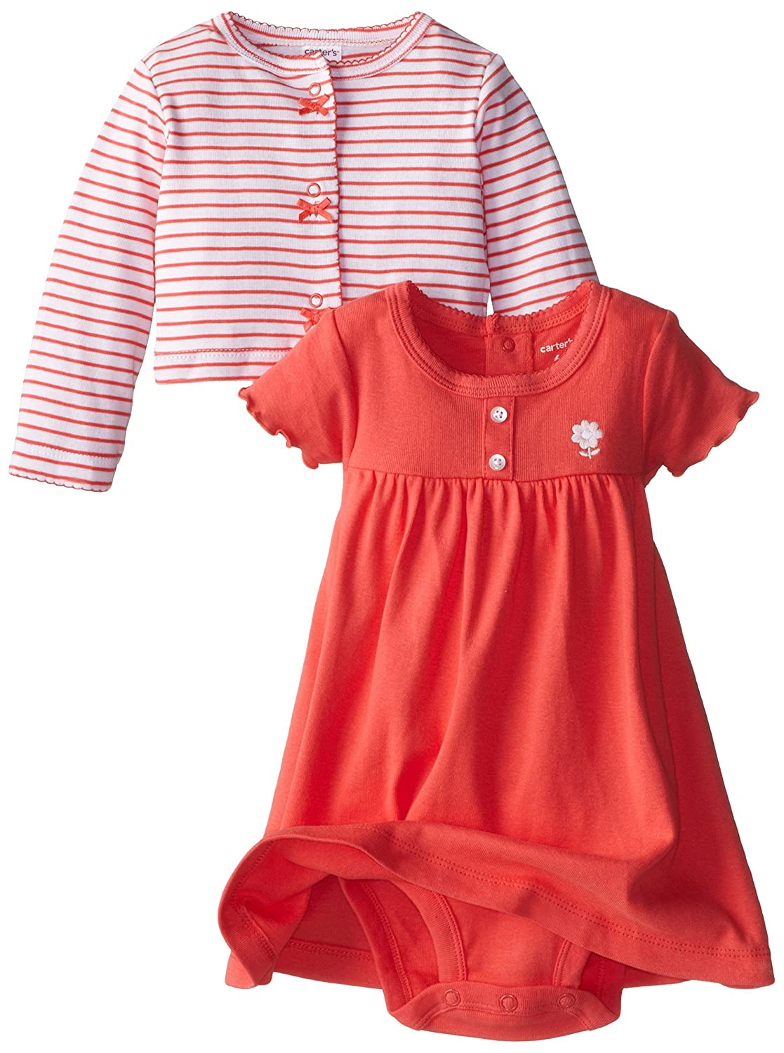 Carters Baby Girls Classic