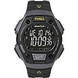 Timex Men's TW5M18700 Ironman Classic 30 Black/Gray/Negative Resin Strap Watch