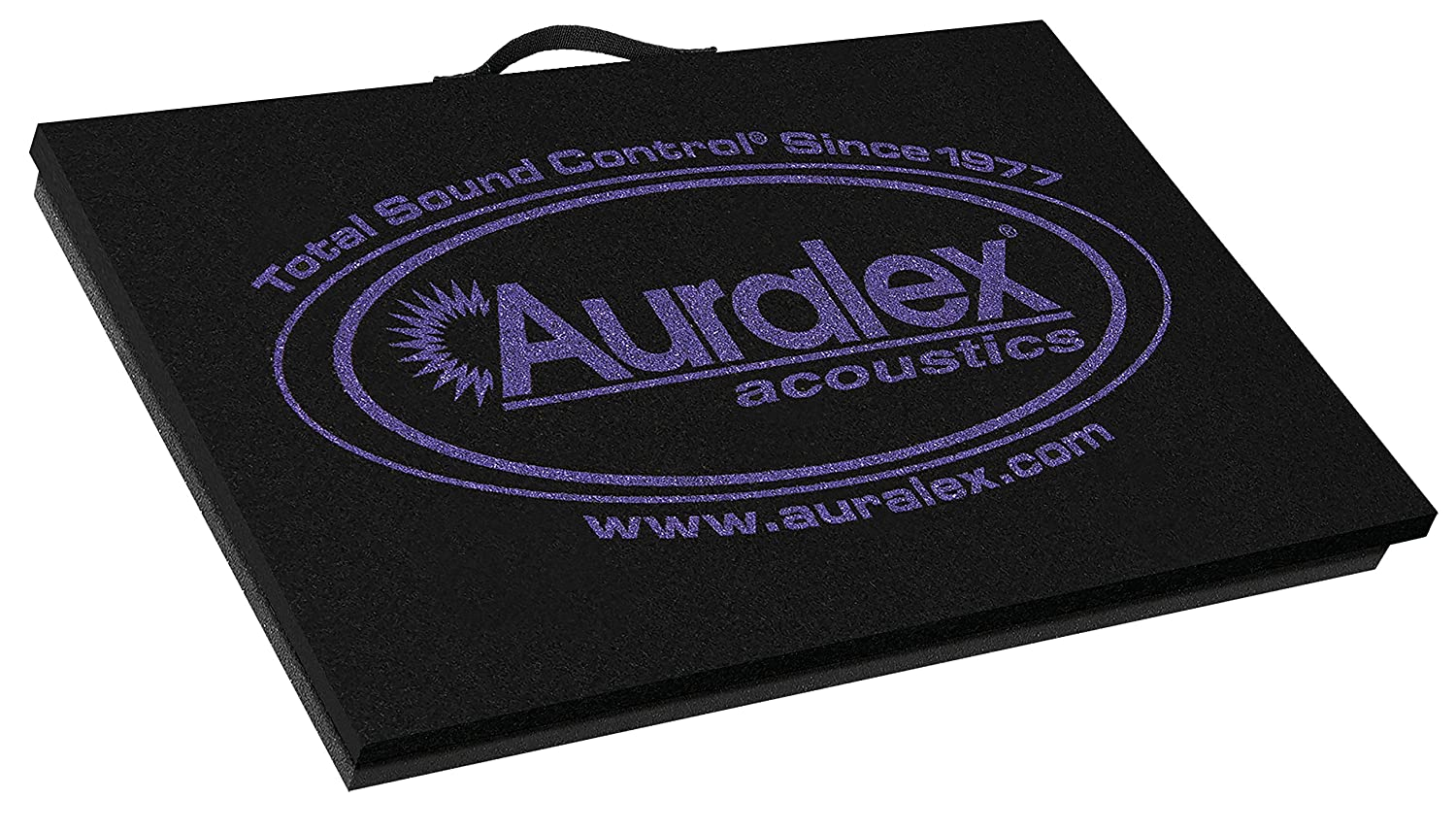 "Auralex Acoustics GRAMMA v2 Isolation Platform for Amplifiers, 7/4 x 15"" x 23"""