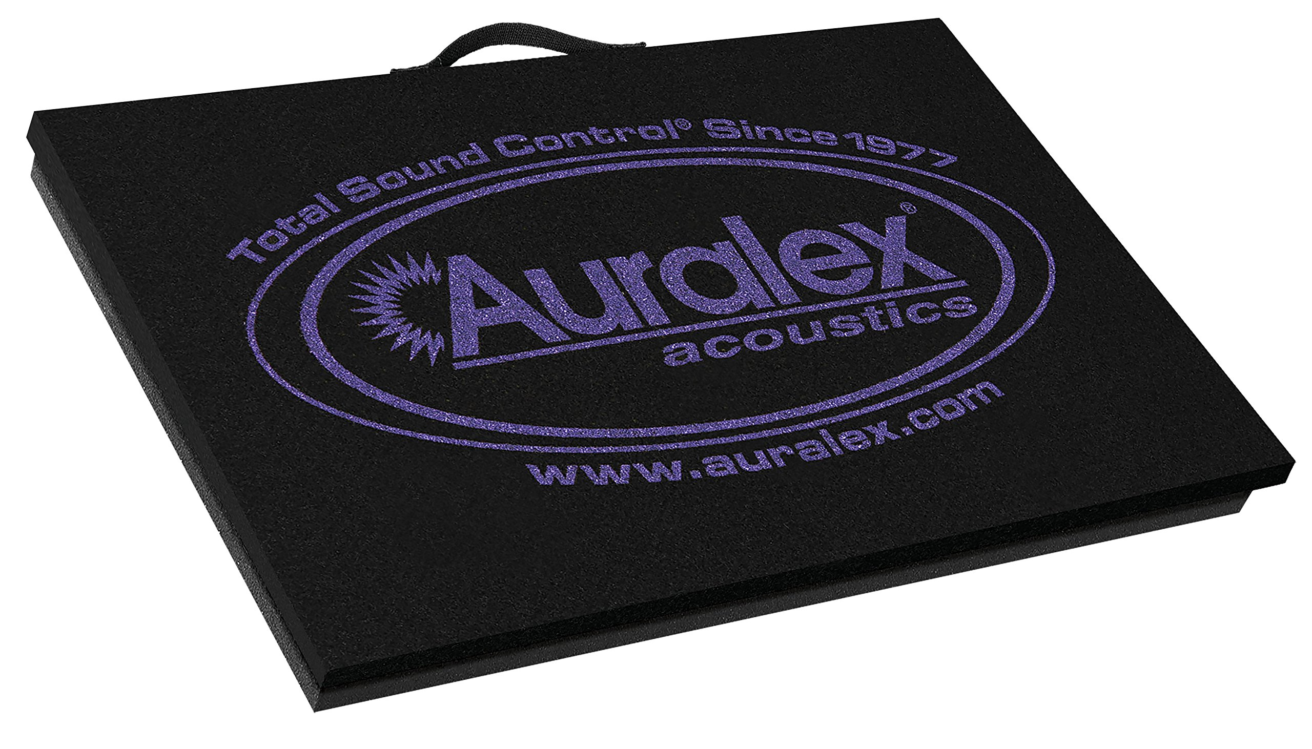 Auralex Acoustics GRAMMA v2 Isolation Platform for Amplifiers, 7/4'' x 15'' x 23'' by Auralex Acoustics