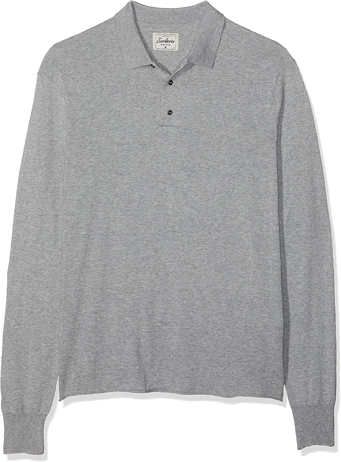 Scalpers LS Summer Polo Tricot Jersey para Hombre: Amazon.es: Ropa ...