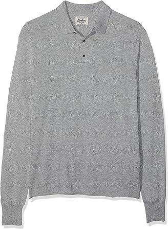 Scalpers LS Summer Polo Tricot Jersey para Hombre: Amazon.es: Ropa y accesorios
