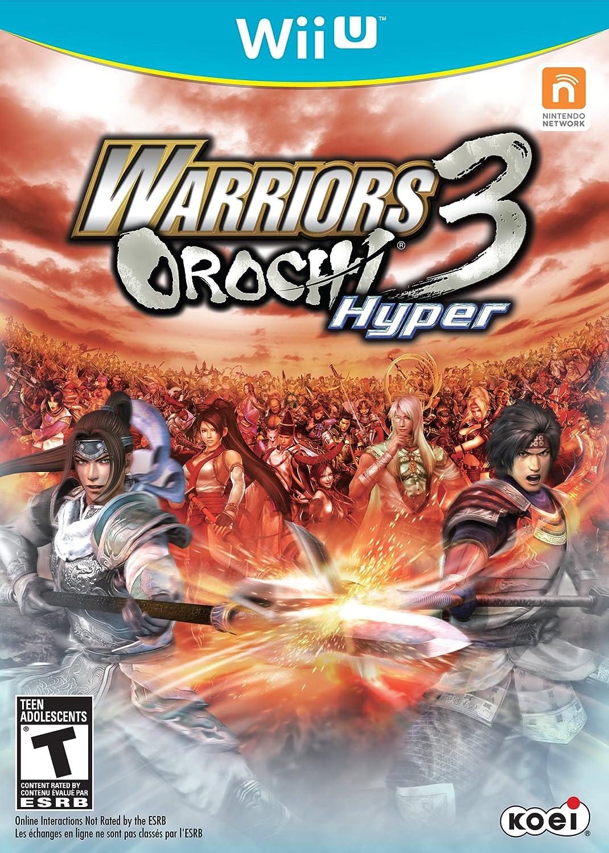 Amazon.com: Warriors Orochi 3 Hyper - Nintendo Wii U: Video ...