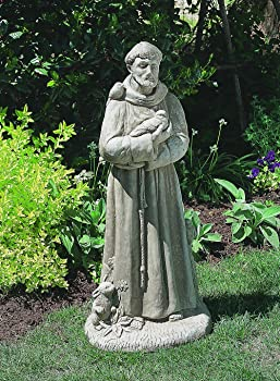 St.Francis of Assisi garden statue