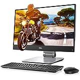 Dell Inspiron 24 5000 23.8 Inch FHD All-in-One (Silver) Intel Core i3-8100T, 8 GB RAM, 1 TB HDD, Windows 10 Home