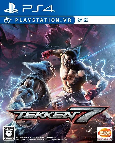 Namco Tekken 7 - Standard Edition [PS4] [Import Japon]: Amazon.es: Videojuegos
