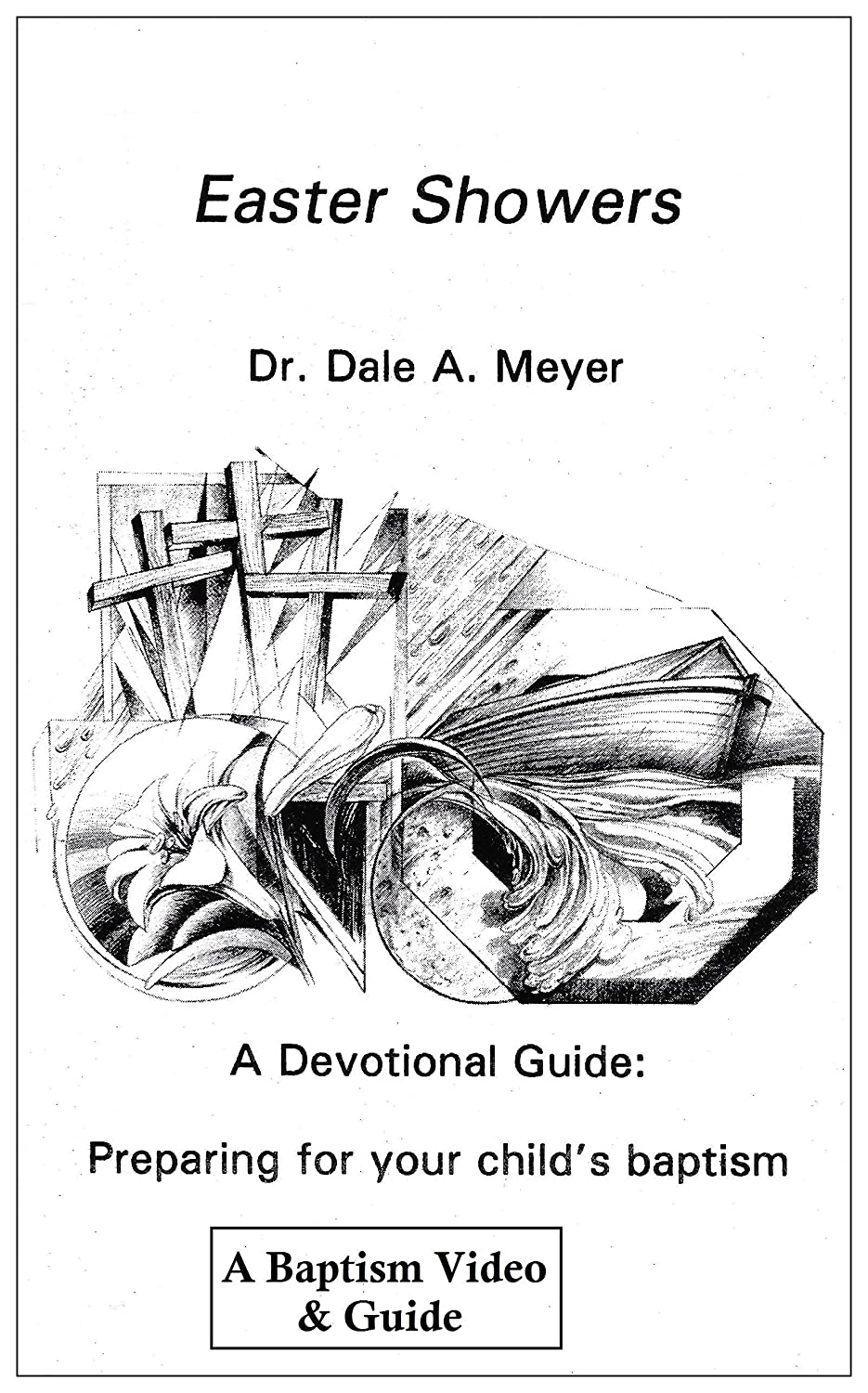 Easter Showers >> Amazon Com Easter Showers A Devotional Guide And Video Preparing